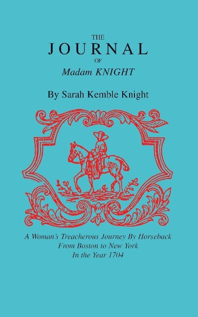 Journal of Madam Knight als Taschenbuch