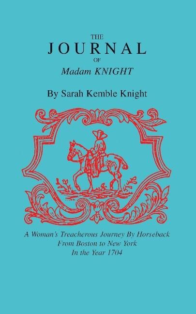 The Journal of Madam Knight als Taschenbuch