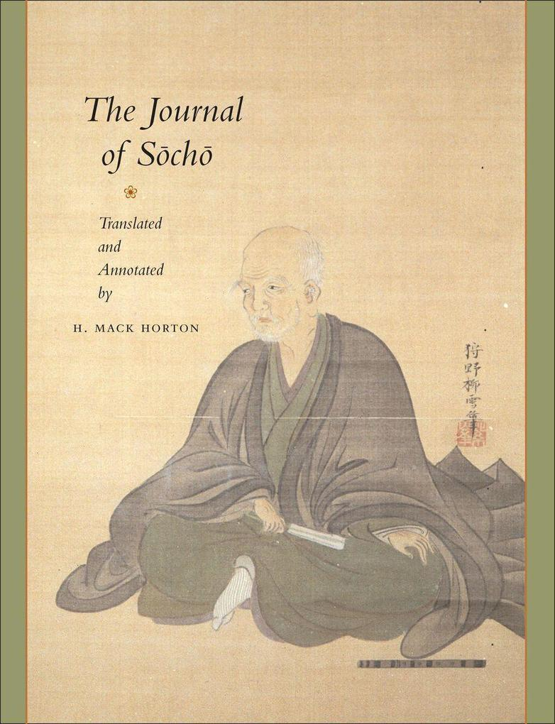 The Journal of Socho als Taschenbuch