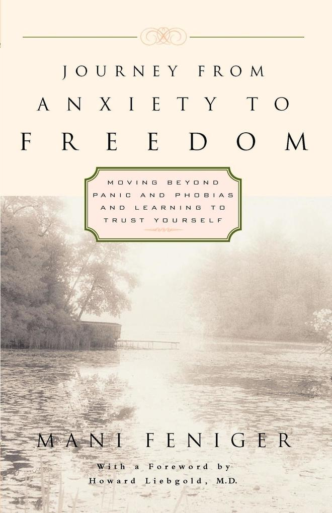 Journey from Anxiety to Freedom als Taschenbuch