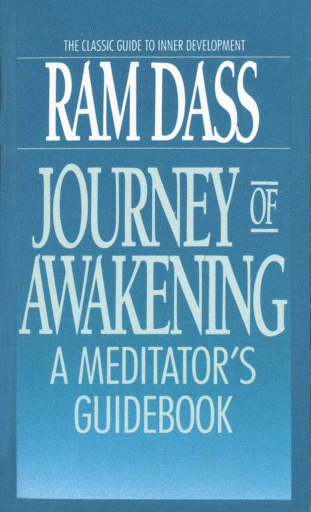 Journey Of Awakening als Taschenbuch