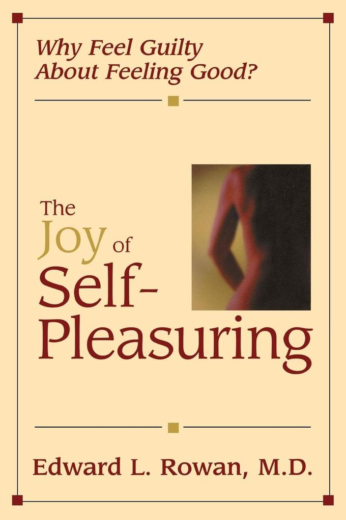 Joy of Self-Pleasuring als Taschenbuch