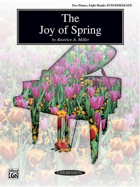The Joy of Spring: Sheet als Taschenbuch