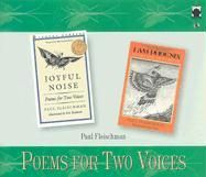 Poems for Two Voices: Joyful Noise and I Am Phoenix als Hörbuch