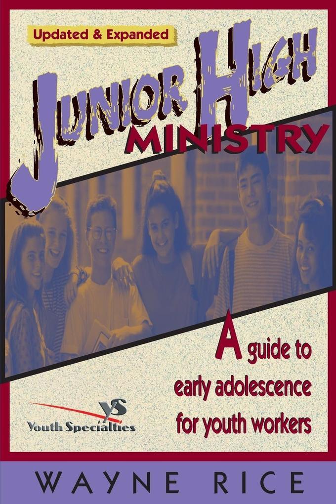 Junior High Ministry als Taschenbuch