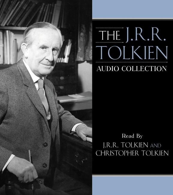 J.R.R. Tolkien Audio CD Collection als Hörbuch