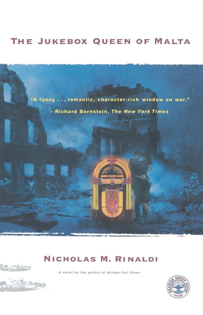 The Jukebox Queen of Malta als Taschenbuch