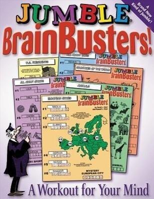 Jumble(r) Brainbusters! als Taschenbuch