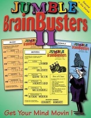 Jumble(r) Brainbusters II als Taschenbuch