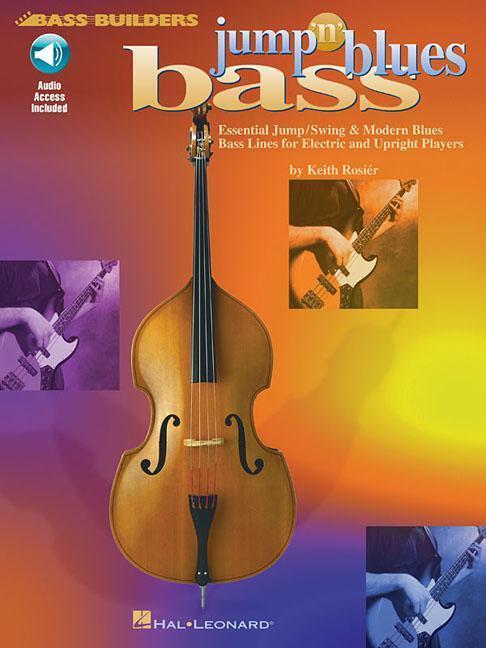 Jump 'N' Blues Bass als Taschenbuch
