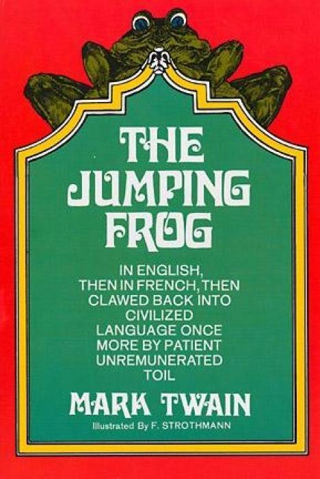 The Jumping Frog als Taschenbuch