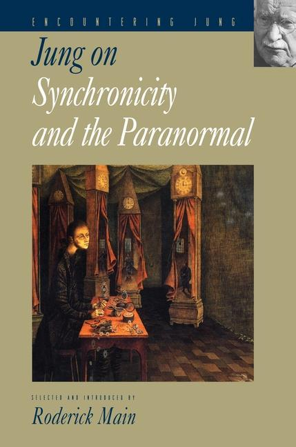 Jung on Synchronicity and the Paranormal als Taschenbuch