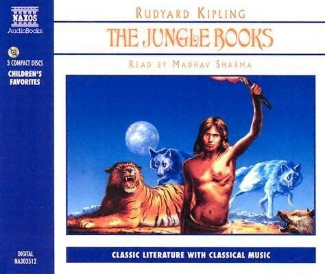 The Jungle Books als Hörbuch