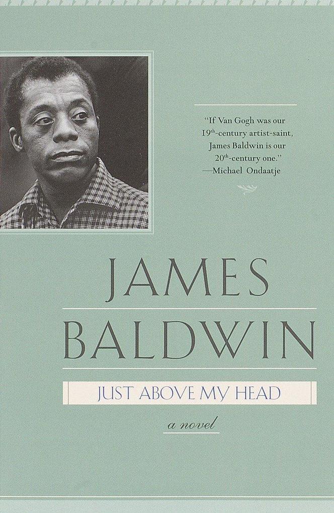 Just Above My Head als Taschenbuch