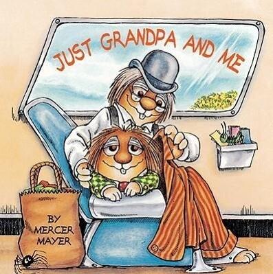 Just Grandpa and Me als Taschenbuch