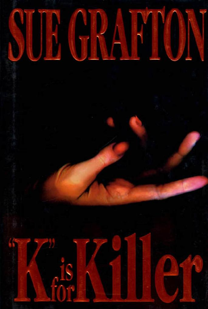 """k"" Is for Killer: A Kinsey Millhone Novel als Buch"