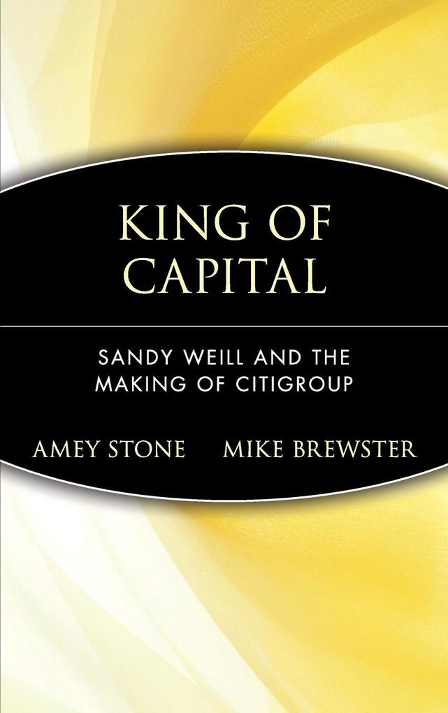 King of Capital als Buch