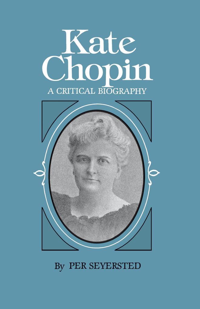Kate Chopin als Buch