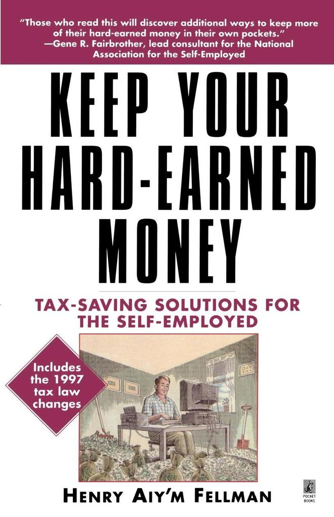 Keep Your Hard Earned Money als Taschenbuch
