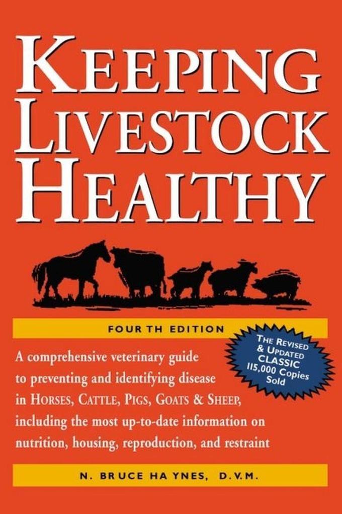 Keeping Livestock Healthy als Taschenbuch