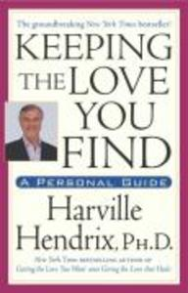 Keeping the Love You Find als Taschenbuch