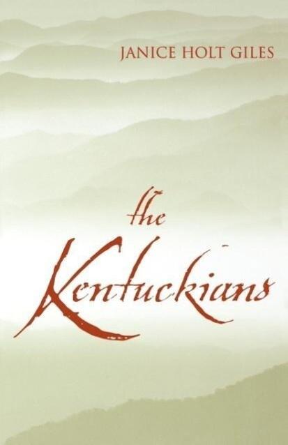The Kentuckians als Taschenbuch