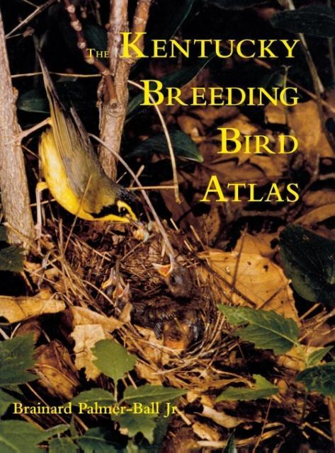 The Kentucky Breeding Bird Atlas als Buch