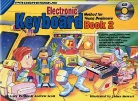 Progressive Electronic Keyboard for Young Beginners als Taschenbuch