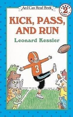 Kick, Pass, and Run als Taschenbuch