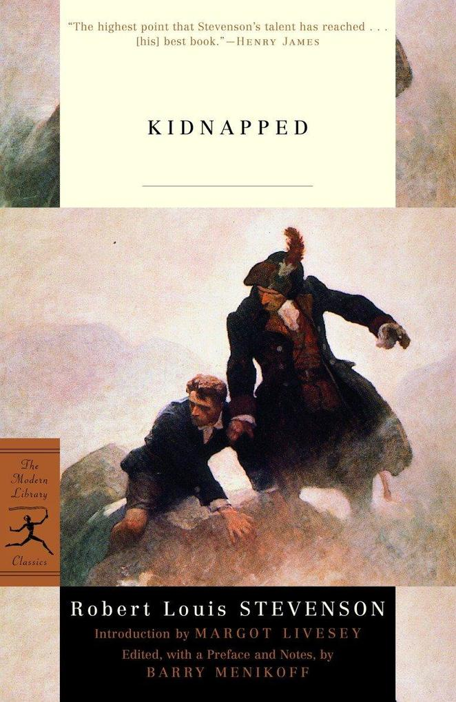Kidnapped: Or, the Lad with the Silver Button als Taschenbuch