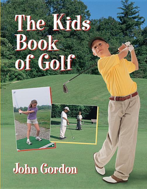The Kids Book of Golf als Taschenbuch