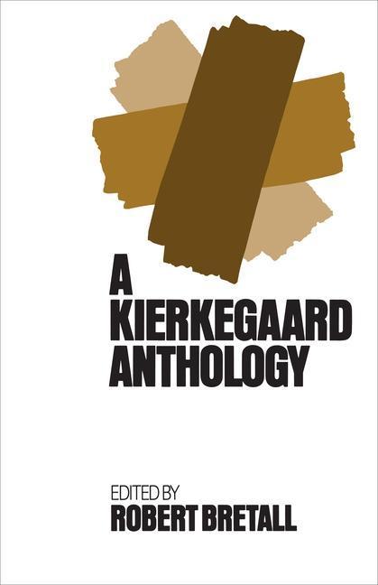 Kierkegaard Anthology als Taschenbuch
