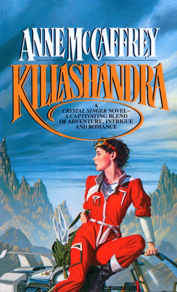 Killashandra als Taschenbuch