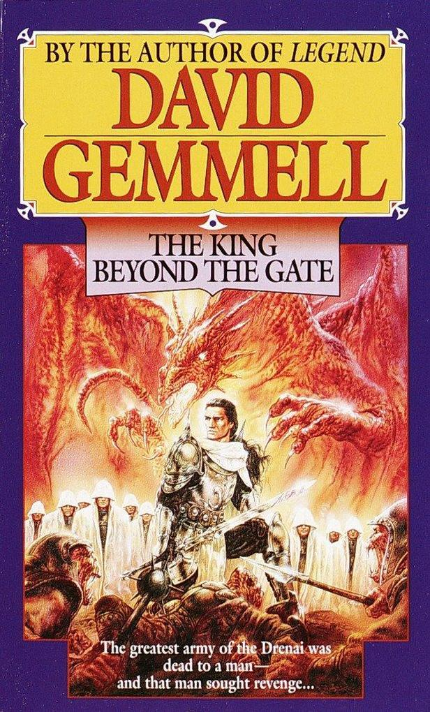 The King Beyond the Gate als Taschenbuch