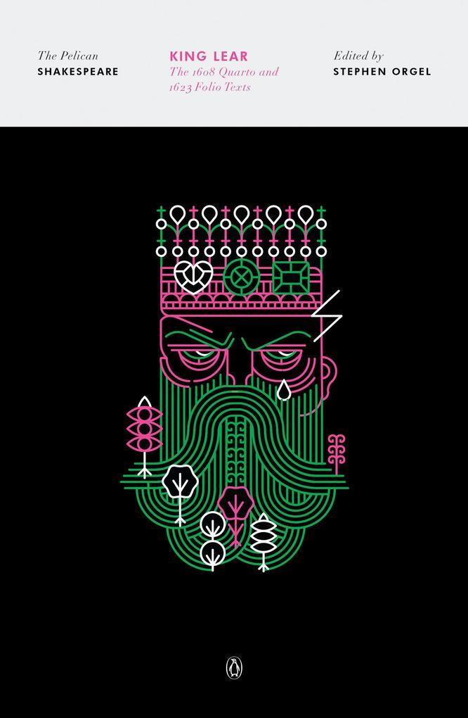 King Lear: The 1608 Quarto and 1623 Folio Texts als Taschenbuch