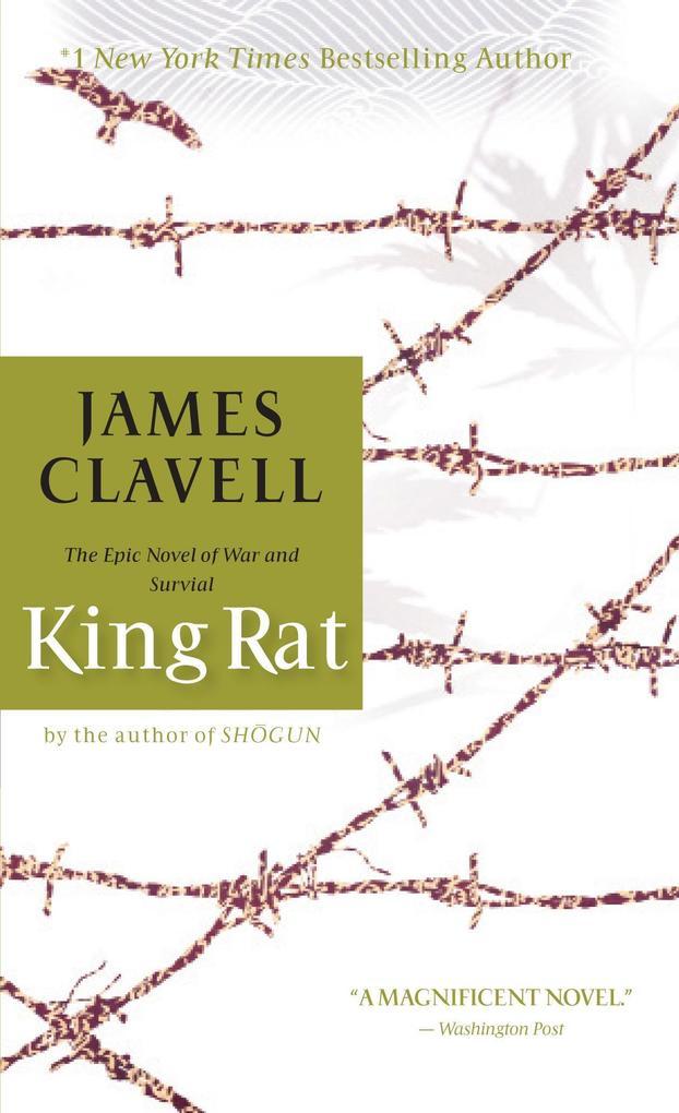 King Rat als Taschenbuch