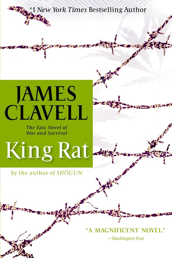 King Rat: The Epic Novel of War and Survival als Taschenbuch