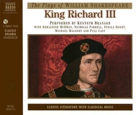King Richard III als Hörbuch