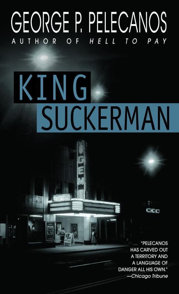 King Suckerman als Taschenbuch