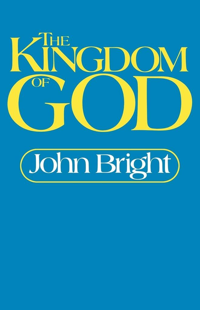 The Kingdom of God als Taschenbuch