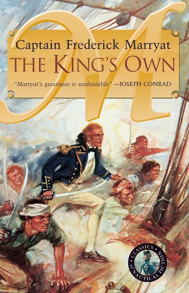 The King's Own als Taschenbuch