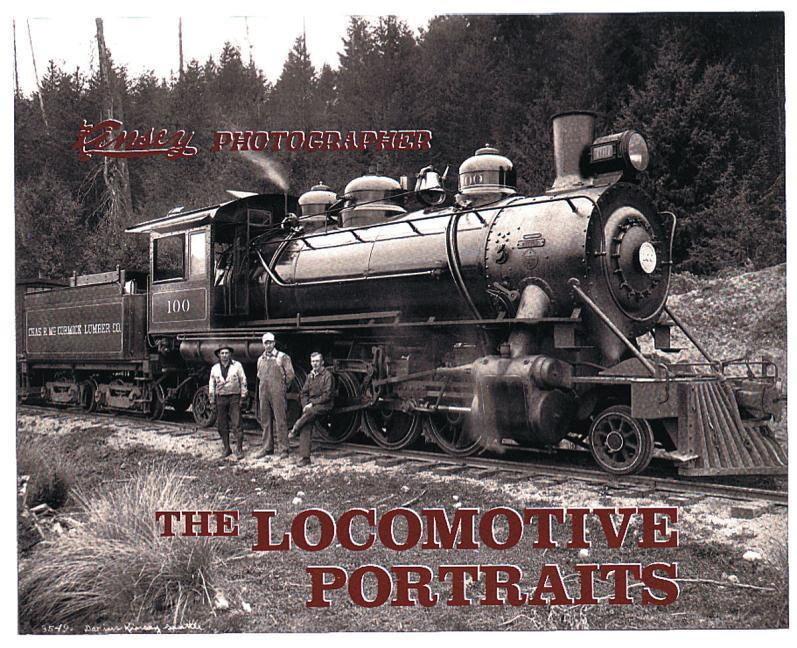 Kinsey Photographer: The Locomotive Portraits als Buch