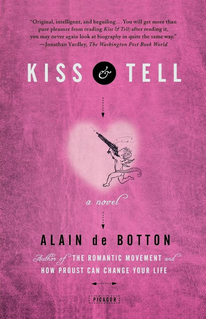 Kiss & Tell als Buch