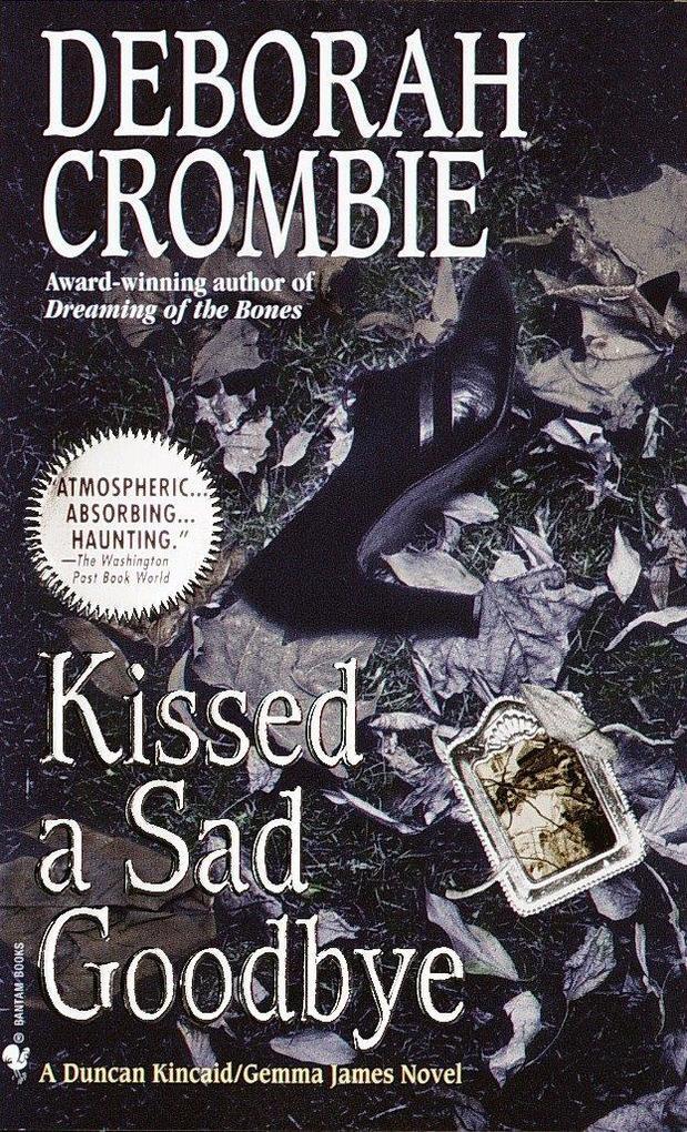 Kissed a Sad Goodbye als Taschenbuch