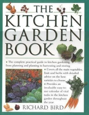 The Fruit and Vegetable Gardener als Buch