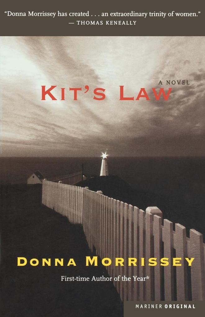 Kit's Law als Taschenbuch