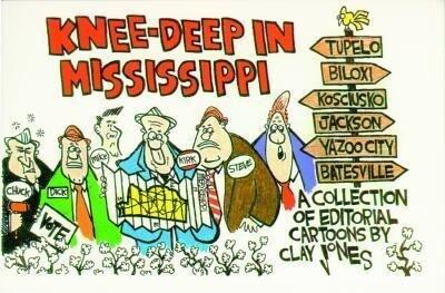 Knee-Deep in Mississippi als Taschenbuch