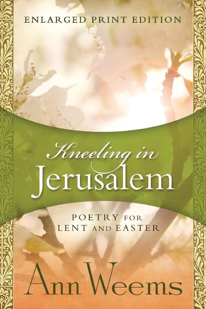 Kneeling in Jerusalem als Taschenbuch