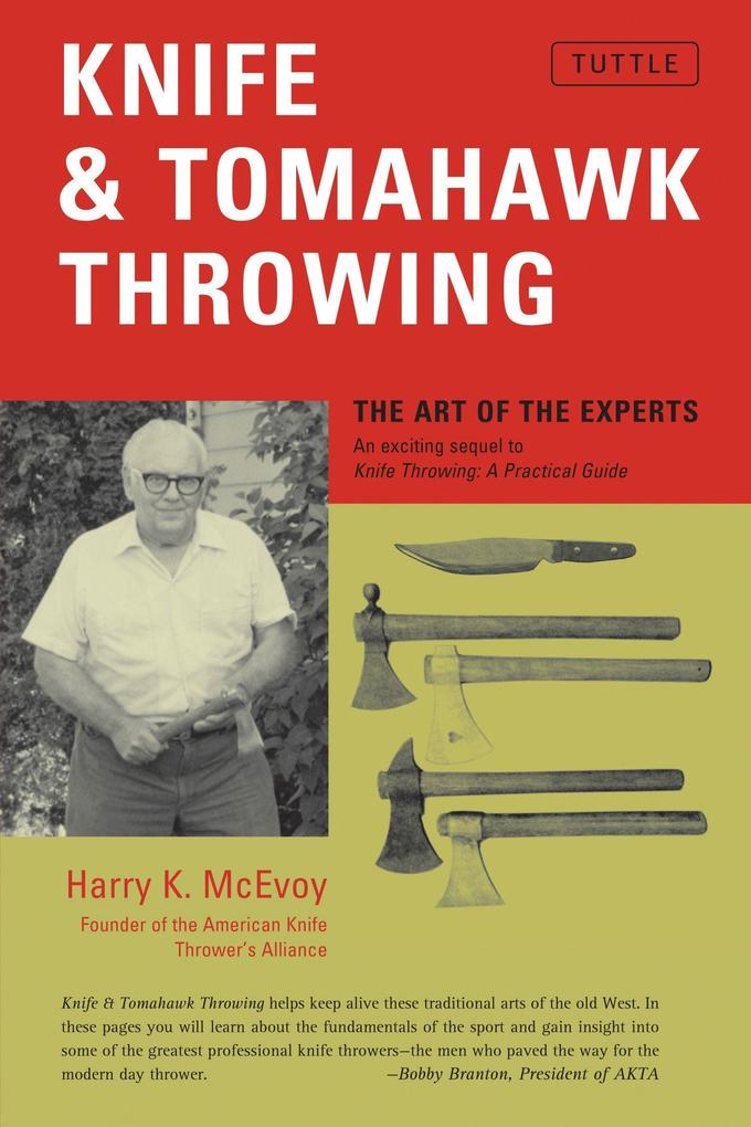 Knife and Tomahawk Throwing als Taschenbuch