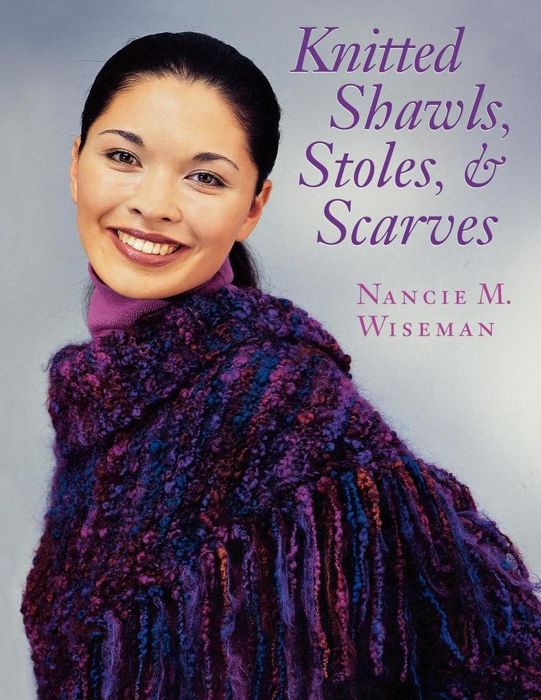 """Knitted Shawls, Stoles, and Scarves """"print on Demand Edition"""" als Taschenbuch"""